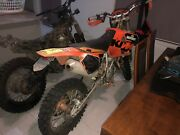 2004 ktm 525 $2500 cheapest in vic North Melbourne Melbourne City Preview