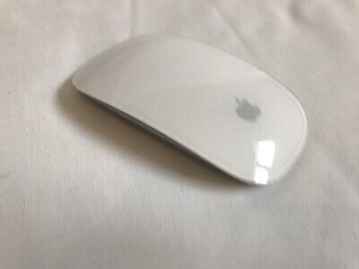  Apple Magic Mouse - A1296 White Wireless