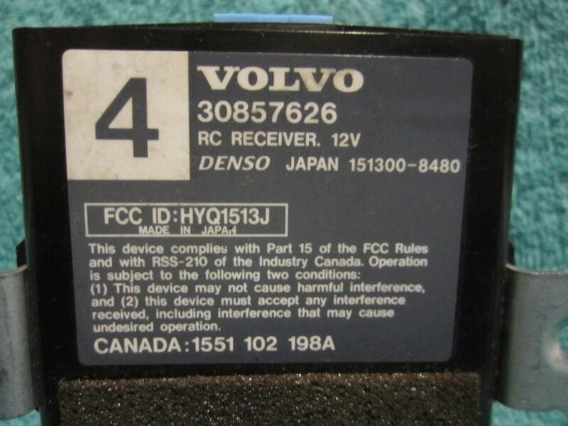 SHIPS SAME DAY! Volvo 30857626 Remote Entry Control Module 151300-8480