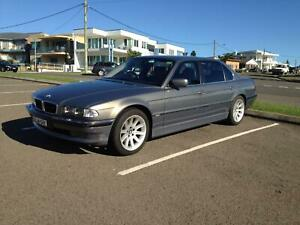 2001 BMW 7 35iL HIGH-LINE Automatic Sedan