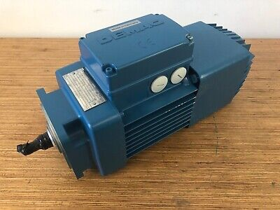 Demag Cranes And Components Type Zba80b4 1710rpm Electric Motor - New In Box
