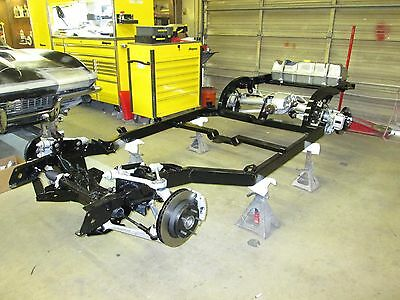 1963-67 Corvette Custom Resto-Mod Project Car Rolling Chassis