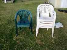 Free Outdoor chairs Warners Bay Lake Macquarie Area Preview