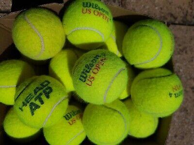 20 Used Premium Tennis balls
