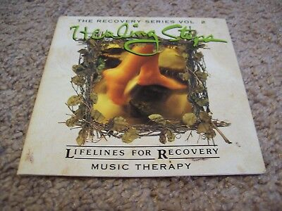 Healing Steps - The Recovery Series Vol. 2 CD *RARE* 1992 Benson Records ()
