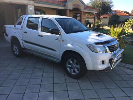 2013 Toyota Hilux 4WD Upgrade Secret Harbour Rockingham Area Preview