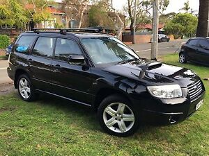 Subaru Forester 2.5L Turbo Petrol All Wheel Drive MY06 for Sale Lilyfield Leichhardt Area Preview