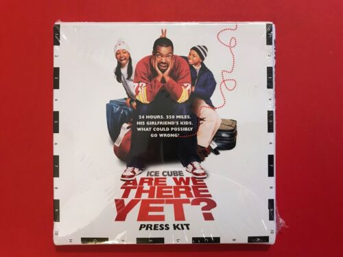 Are We There Yet? (2005) | Ice Cube | CD-ROM Digital Movie Press Kit | Sealed