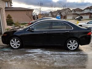 2004 Acura TSX, Manual, 2nd Owner, Lots of Maintenance