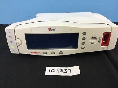 Masimo Radical-7 Pulse Co Oximeter Used Rad7