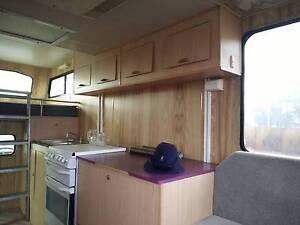 Renovated Winnebago camper on  76-Toyota Dyna 350 Chev motor Melbourne CBD Melbourne City Preview