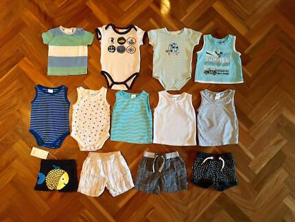 Baby boy clothes 00 / 3-6 mths Seed Bebe Sprout Baby Patch Target