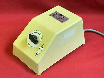 Nikon Xn Microscope Illuminator Power Supplytransformer 3-6v