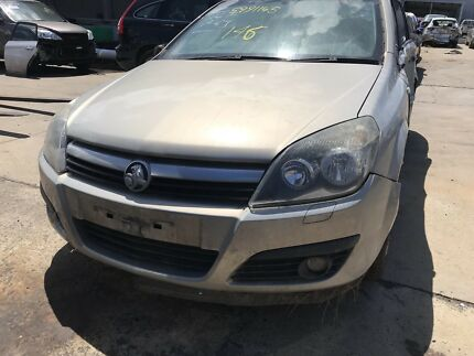 Wrecking 2008 Holden Astra AH Station Wagon