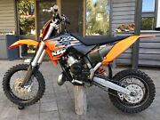 KTM 65SX 2010 Ascot Vale Moonee Valley Preview