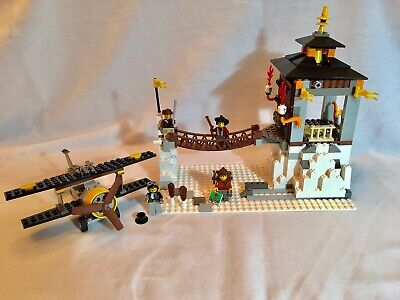 LEGO Orient Expedition 7417 Temple of Mount Everest, 2003, No Box, Used