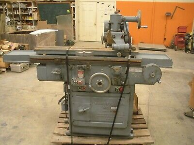 Gallmeyer Livingston Model 62 Grinder Cutter And Tool