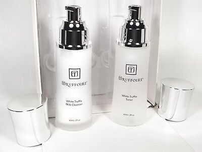 Boxed Truffle - Truffoire White Truffle Cleansing Set [60ml/2 oz EACH] NEW in BOX [RETAIL $248]