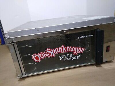 Otis Spunkmeyer Commercial Convection Cookie Oven Os-1 Tested No Trays Gr