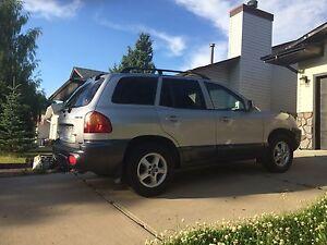 2001 Hyundai Santa Fe $2950 or OBO