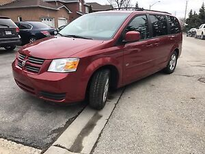 2009 dodge caravan Certified E-tested