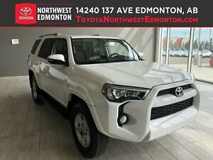 2016 Toyota 4Runner SR5 | V6 | 4X4 | Backup Cam | Bluetooth | He