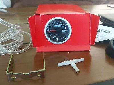 52mm TurboSmart Boost Gauge PSI