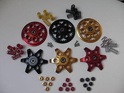 Ducati Druckplatte Federteller KIT Monster 1000, S, iE,  1100, S, S ABS, 900, S