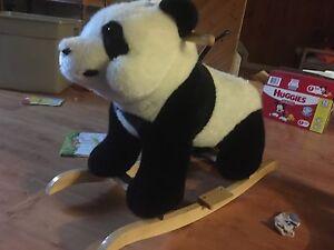 Ride on panda