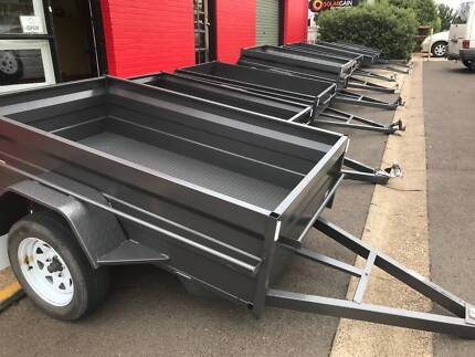 Huge Range of Trailers in Stock Fyshwick South Canberra Preview
