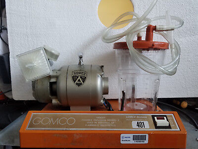 Gomco Allied Healthcare 401 Tabletop Aspirator