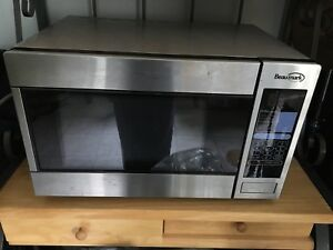 Stainless Steel Beaumark  Microwave Oven For Sale