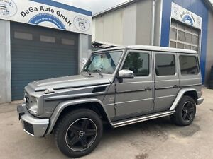 Mercedes-Benz G -Modell Station G 500 Limited Edition 1 of 463