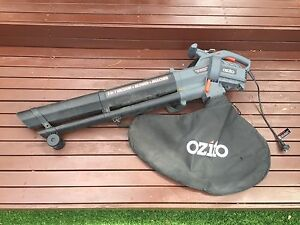Ozito 3 in 1 Vac + Blower + Mulcher Bondi Junction Eastern Suburbs Preview