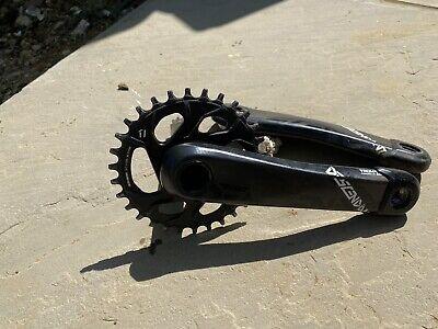 SRAM Truvativ Descendant Carbone Pédalier 30 T X 170 mm 1X Mountain Bike Boost 148 mm BB30 NOUVEAU