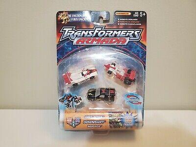 Transformers Armada The Unicron Battles Road Assault Mini-con Team New