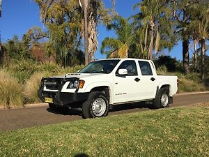 2011 Holden Colorado Ute 4x4 Wagga Wagga Wagga Wagga City Preview