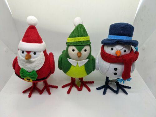 2016 Target Wondershop Birds Collection Jolly Roller Tinker Christmas Santa Elf