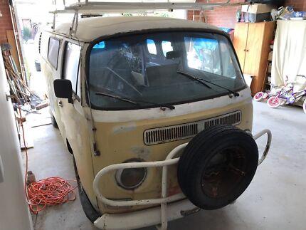 Wanted: VW Kombi 1968