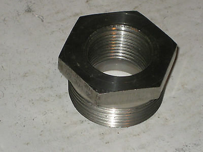 Camco Stainless Steel 1 - 34 Reducer 304 New Tag 256