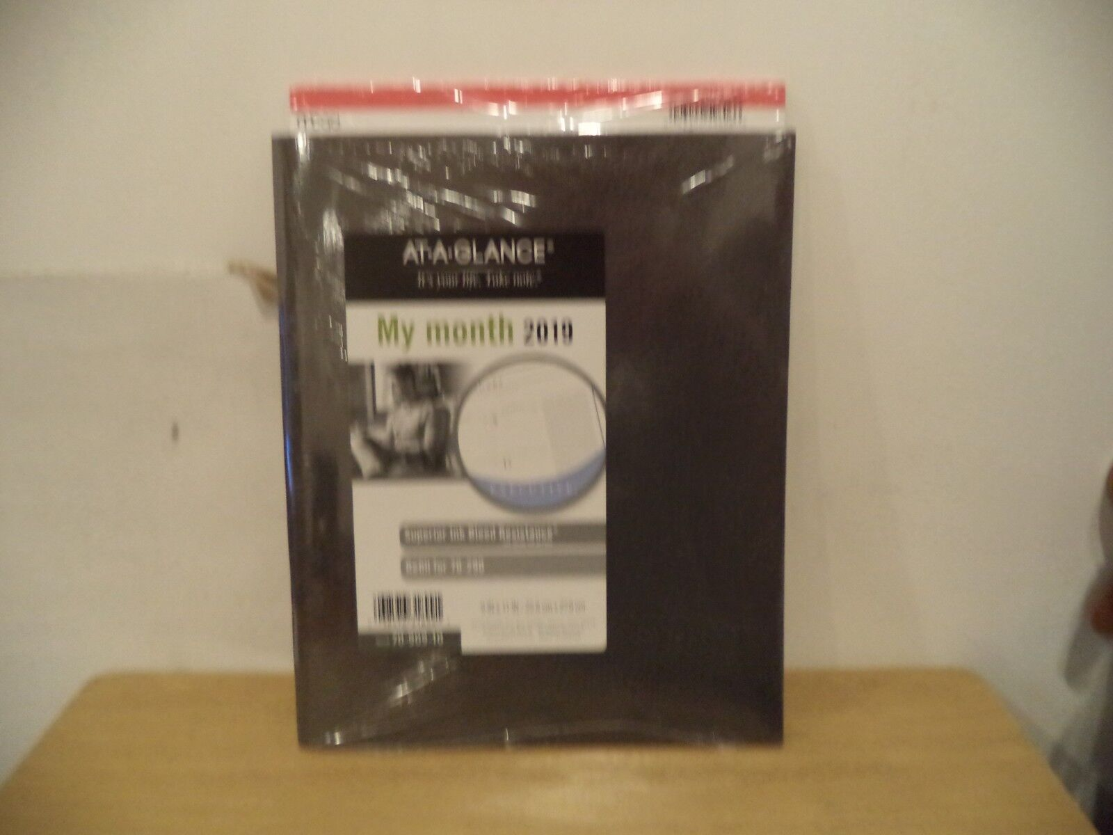 AT-A-GLANCE Monthly Padfolio Planner Refill 2019 For 70-290,