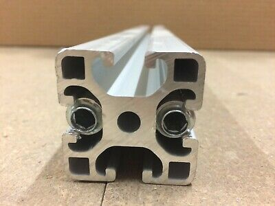 Item 4040 Aluminum Extrusion 8020 Profile 8 40x40 Light Open 4 Slot T-slot