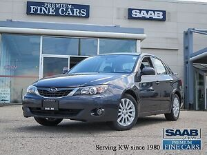 2008 Subaru Impreza AWD  &  Low Kilometers !!