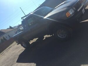 2004 Ford Ranger fx4 level 2