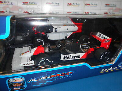 SOL83003 by SOLIDO'' MCLAREN TAG MP4-2C 1 A.PROST 1986 1:18