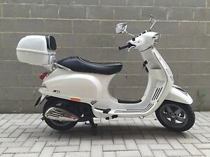 VESPA with super low kms. Perth Perth City Area Preview