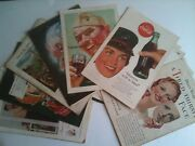Vintage Magazine Ad Pages