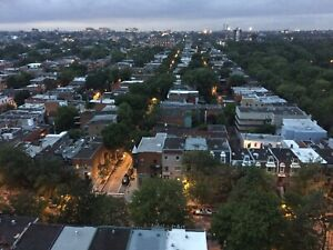 2 Room Summer Sublet (May 1 - Aug 30) - Plateau Mont-Royal