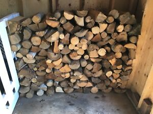 Dry 2 year old firewood