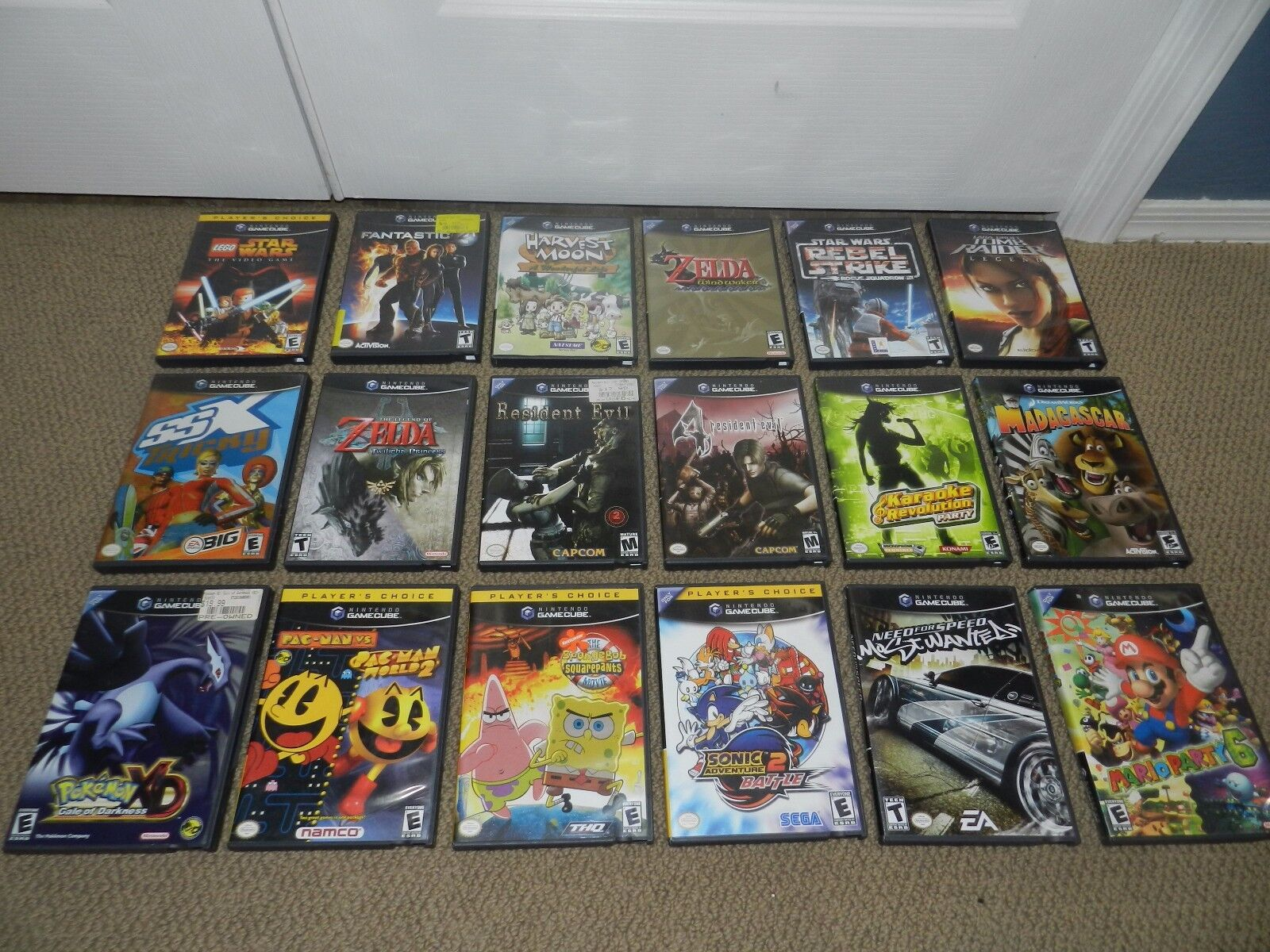 Images of Gamecube Games Roms - #rock-cafe